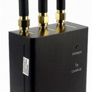 Portable Wireless Spy Camera Signal Jammer
